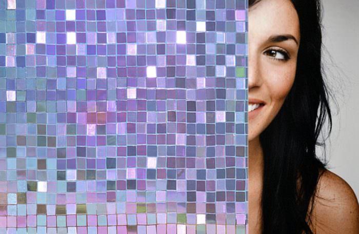Dichro Squares Decorative Film Orlando Window Tint Specialists