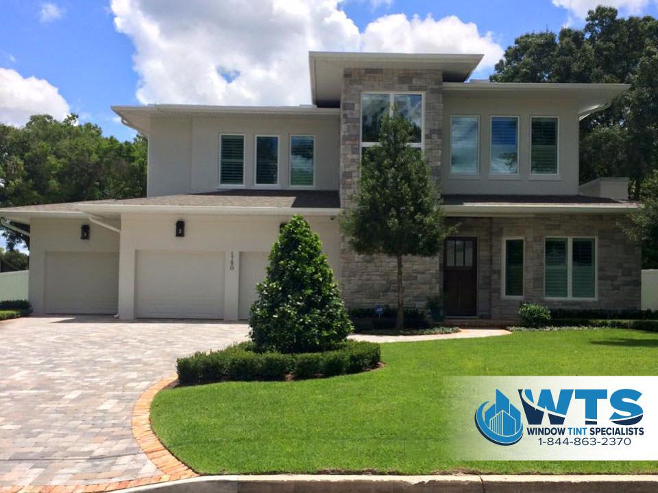 WTS Residential Window Film Authorized Platinum 3M Dealer Orlando