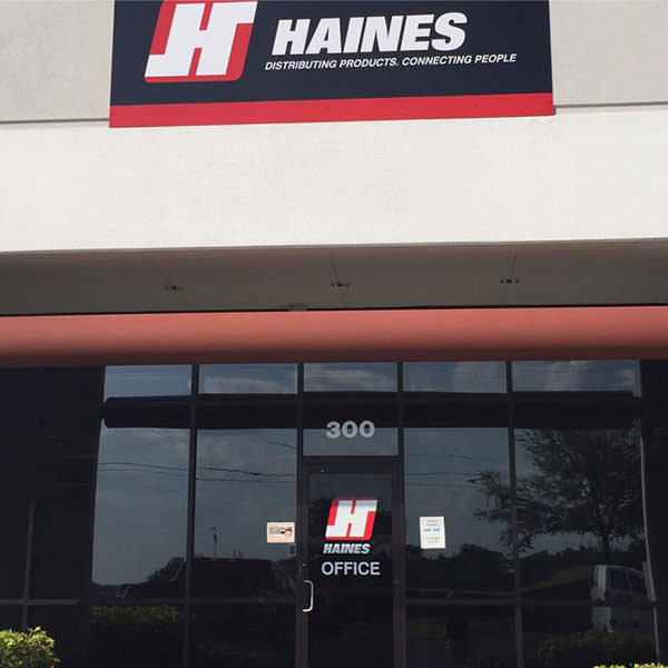 Haines WTS Commercial Window Film Authorized Platinum 3M Dealer Orlando